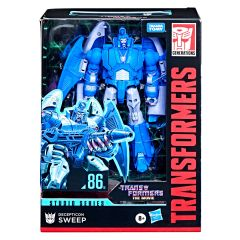 PRE-ORDER: Sweep   Studio Series 86-10 Voyager Class Action Figure   Transformers: The Movie