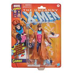 "Gambit | X-Men | Retro Collection | 6"" Scale Marvel Legends Series Action Figure"