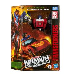 PRE-ORDER: Road Rage WFC-K41   Deluxe Action Figure   Transformers Generations War for Cybertron: Kingdom