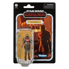"""Armorer, The   3.75"""" Vintage Collection Action Figure   Star Wars: The Mandalorian"""