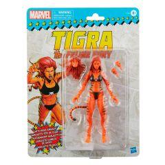 "PRE-ORDER: Tigra   Retro Collection   6"" Scale Marvel Legends Series Action Figure"