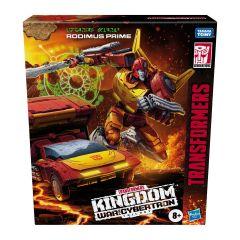 PRE-ORDER: Rodimus Prime WFC-K29   Commander Class Action Figure   Transformers Generations War for Cybertron: Kingdom