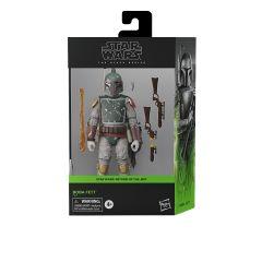 "Boba Fett | 6"" Scale Black Series Deluxe Action Figure | Star Wars: Return of the Jedi"
