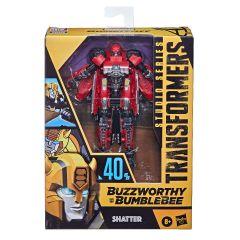 Shatter | Buzzworthy Bumblebee Studio Series 40-BB | Deluxe Class Action Figure | Transformers: Bumblebee