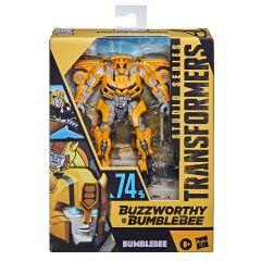 Bumblebee | Buzzworthy Bumblebee Studio Series 74-BB | Deluxe Class Action Figure | Transformers: Revenge of the Fallen