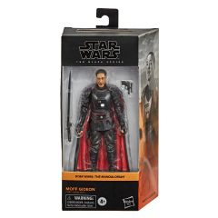 "Moff Gideon | 6"" Scale Black Series Action Figure 