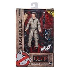 """Trevor   Ghostbusters: Afterlife   Ghostbusters Plasma Series 6"""" Scale Action Figure"""