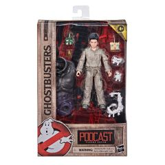 """Podcast   Ghostbusters: Afterlife   Ghostbusters Plasma Series 6"""" Scale Action Figure"""