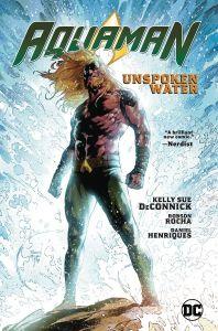Aquaman - Vol 01: Unspoken Water - TP