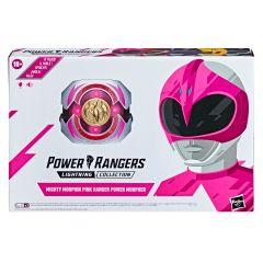 PRE-ORDER: Mighty Morphin Pink Ranger Power Morpher | Power Rangers Lightning Collection