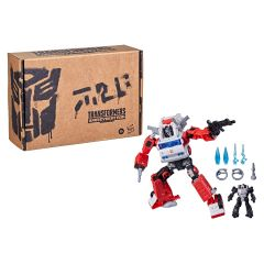 PRE-ORDER: Artfire & Nightstick WFC-GS26   Selects Voyager Class Action Figure   Transformers Generations: War For Cybertron