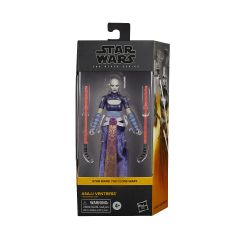 "Asajj Ventress | Black Series 6"" Scale Action Figure 