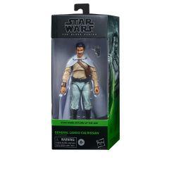 "PRE-ORDER: General Lando Calrissian | 6"" Scale Black Series Action Figure | Star Wars: Return of the Jedi"