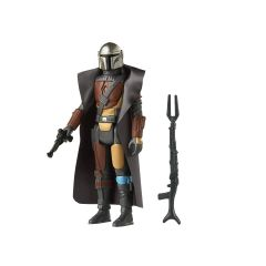 "Mandalorian | Retro Collection 3.75"" Scale Action Figure 