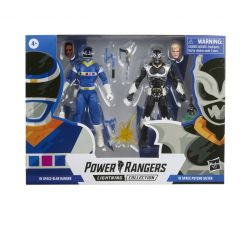 PRE-ORDER: In Space Blue Ranger Vs. In Space Psycho Silver | Power Rangers Lightning Collection Action Figure 2 Pack