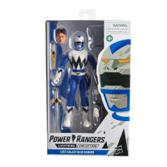 PRE-ORDER: Lost Galaxy Blue Ranger | Power Rangers | Lightning Collection Action Figure