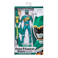 PRE-ORDER: Dino Charge Green Ranger   Power Rangers Lightning Collection Action Figure