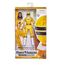 PRE-ORDER: Zeo Yellow Ranger   Power Rangers Lightning Collection Action Figure