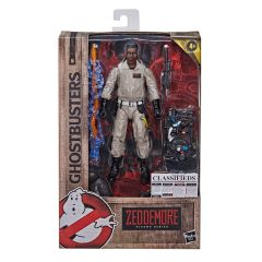 """Zeddemore   Ghostbusters: Afterlife   Ghostbusters Plasma Series 6"""" Scale Action Figure"""