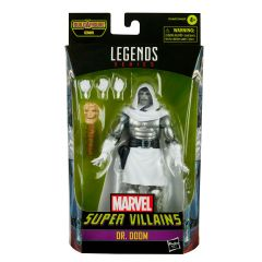 "PRE-ORDER: Dr Doom | Super Villains | 6"" Scale Marvel Legends Series Action Figure"