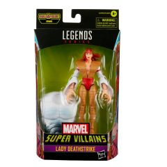 "PRE-ORDER: Lady deathstrike | Super Villains | 6"" Scale Marvel Legends Series Action Figure"