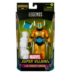 "PRE-ORDER: A.I.M. Scientist Supreme | Super Villains | 6"" Scale Marvel Legends Series Action Figure"