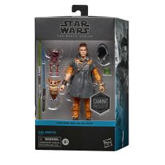 "PRE-ORDER: Cal Kestis | 6"" Scale Black Series Gaming Greats Deluxe Action Figure 
