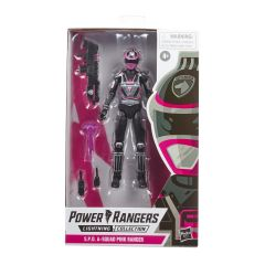 PRE-ORDER: S.P.D. A-Squad Pink Ranger | Power Rangers Lightning Collection Action Figure