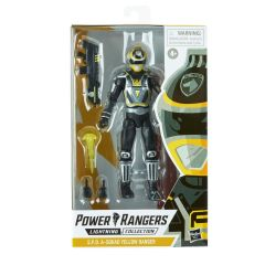 PRE-ORDER: S.P.D. A-Squad Yellow Ranger   Power Rangers Lightning Collection Action Figure