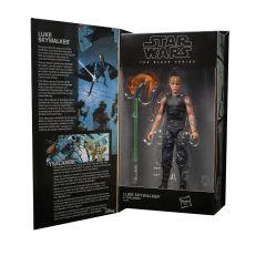 "Luke Skywalker & Ysalamiri | Lucasfilm 50th Anniversary 6"" Scale Black Series Action Figure | Star Wars: Crimson Empire"