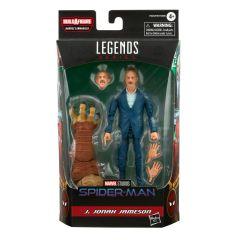 "PRE-ORDER: J. Jonah Jameson | Spider-Man | 6"" Scale Marvel Legends Series Action Figure"