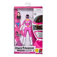 PRE-ORDER: In Space Pink Ranger   Power Rangers Lightning Collection Action Figure