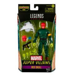 "PRE-ORDER: Red Skull | Super Villains | 6"" Scale Marvel Legends Series Action Figure"