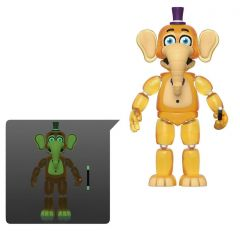 """Orville (Glow in the Dark Version) - Five Nights at Freddy's Pizza Simulator - 5"""" Action Figure"""