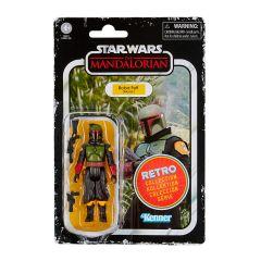 "PRE-ORDER: Boba Fett (Morak) | Retro Collection 3.75"" Scale Action Figure | Star Wars: The Mandalorian"