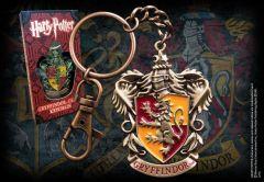 Gryffindor Crest Keychain - Harry Potter