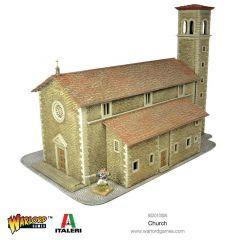 Church Terrain Piece - Warlord Games