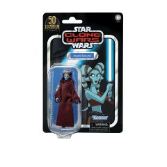 """PRE-ORDER: Aayla Secura   3.75"""" Scale Vintage Collection Action Figure   Star Wars: The Clone Wars"""