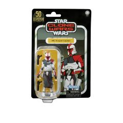 """PRE-ORDER: Arc Trooper Captain   3.75"""" Scale Vintage Collection Action Figure   Star Wars: The Clone Wars"""