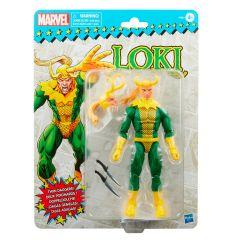 "PRE-ORDER: Loki   Retro Collection 6"" Scale Marvel Legends Series Action Figure"