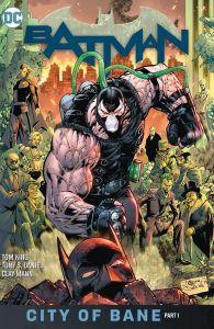 Batman - Vol 12: City of Bane Part 01 - HC