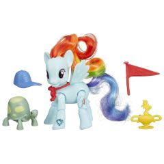 Rainbow Dash - Winning Kick - Explore Equestria My Little Pony