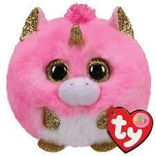 Fantasia Unicorn - Ty Puffies