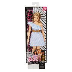 Barbie Purely Pinstripe Fashionistas Doll 76