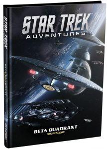 Beta Quadrant Sourcebook - Star Trek Adventures