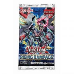 Rising Rampage Booster Pack - Yu-Gi-Oh!