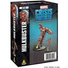 Hulkbuster | Character Pack | Marvel Crisis Protocol