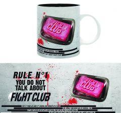 Fight Club Rule #1 320ml Mug