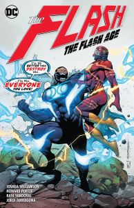 Flash | Vol 14: Flash Age TP