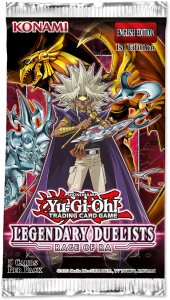 Legendary Duelists Rage of Ra Booster - Yu-Gi-Oh!